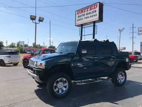 2008 HUMMER H2 SUT for sale at United Auto Sales in Oklahoma City OK