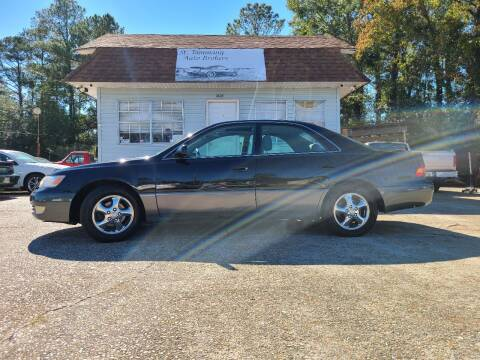 1999 Lexus ES 300 for sale at St. Tammany Auto Brokers in Slidell LA