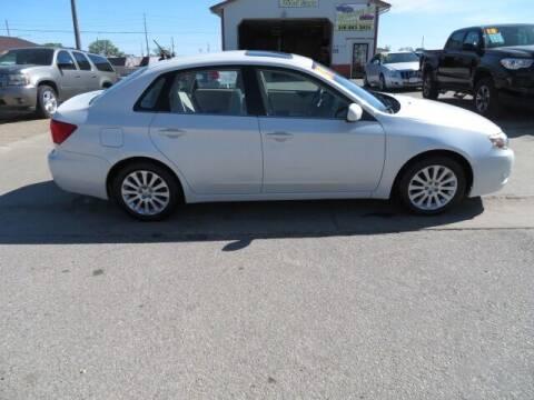 2009 Subaru Impreza for sale at Jefferson St Motors in Waterloo IA