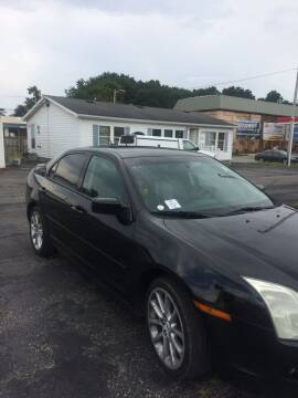 2009 Ford Fusion for sale at Mike Hunter Auto Sales in Terre Haute IN
