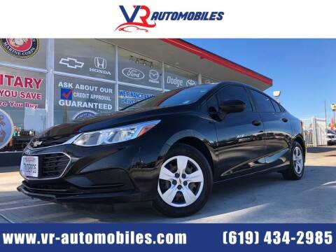 Chevrolet For Sale In National City Ca Vr Automobiles