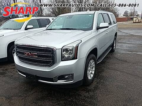 2020 GMC Yukon XL for sale at Sharp Automotive in Watertown SD