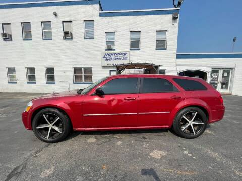 2007 Dodge Magnum for sale at Lightning Auto Sales in Springfield IL