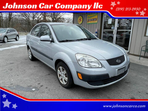 2009 Kia Rio for sale at Johnson Car Company llc in Crown Point IN