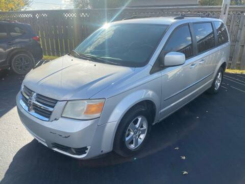 2010 Dodge Grand Caravan for sale at CarSmart Auto Group in Orleans IN