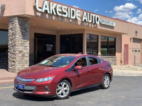 2017 Chevrolet Volt for sale at Lakeside Auto Brokers in Colorado Springs CO