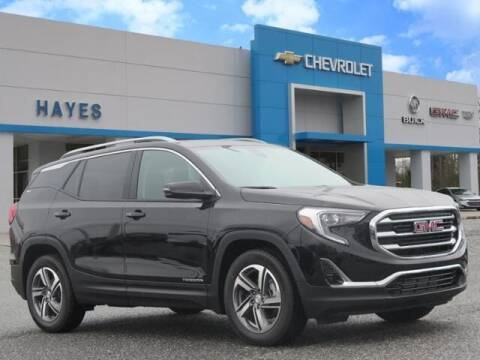 2021 GMC Terrain for sale at HAYES CHEVROLET Buick GMC Cadillac Inc in Alto GA
