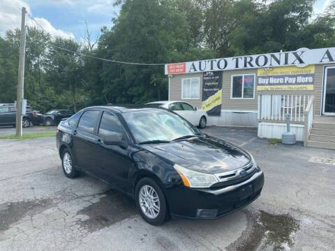 2011 Ford Focus for sale at Auto Tronix in Lexington KY