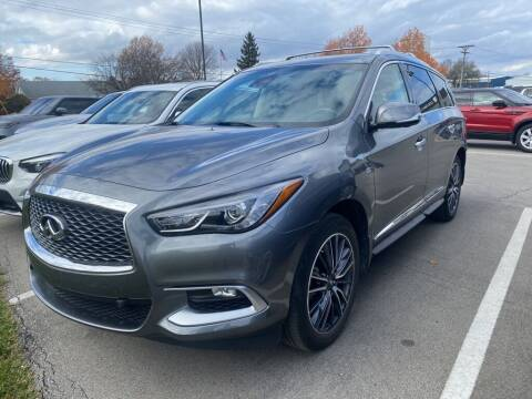 2016 Infiniti QX60 for sale at Coast to Coast Imports in Fishers IN
