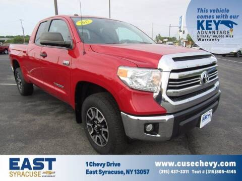 2017 Toyota Tundra for sale at East Syracuse Performance Sales & Service in Syracuse NY