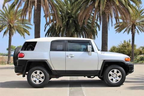 2007 Toyota FJ Cruiser for sale at Miramar Sport Cars in San Diego CA