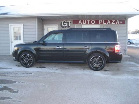2015 Ford Flex for sale at G T AUTO PLAZA Inc in Pearl City IL