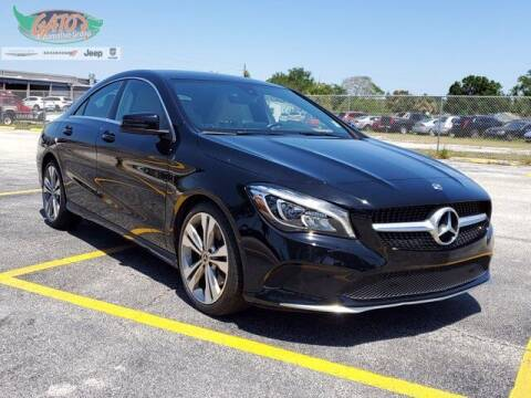2019 Mercedes-Benz CLA for sale at GATOR'S IMPORT SUPERSTORE in Melbourne FL