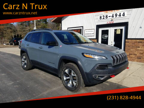 2014 Jeep Cherokee for sale at Carz N Trux in Twin Lake MI