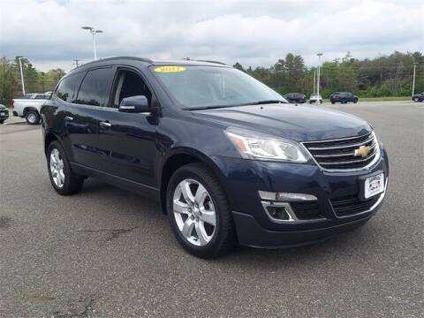 2017 Chevrolet Traverse for sale at Gentilini Motors in Woodbine NJ