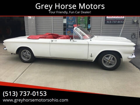 1962 Chevrolet Corvair for sale at Grey Horse Motors in Hamilton OH