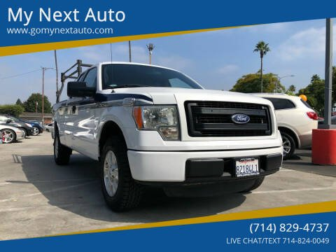 2013 Ford F-150 for sale at My Next Auto in Anaheim CA