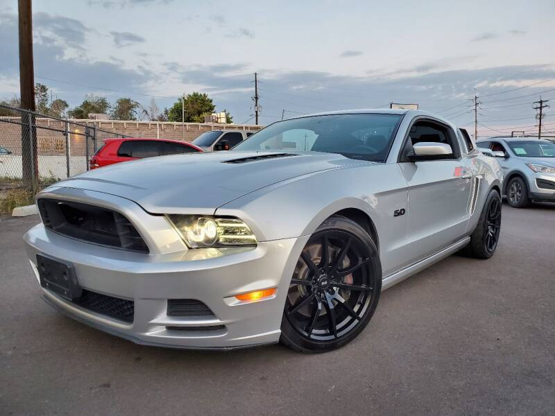 2013 Ford Mustang for sale at LA Motors LLC in Denver CO