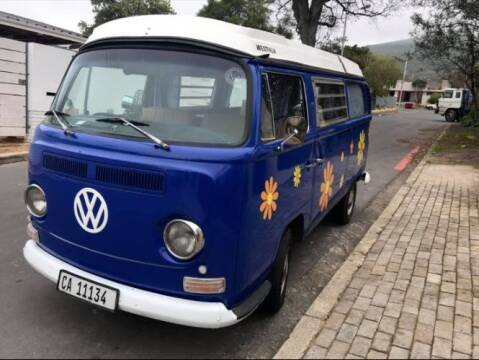 1971 Volkswagen Vanagon for sale at Classic Car Deals in Cadillac MI