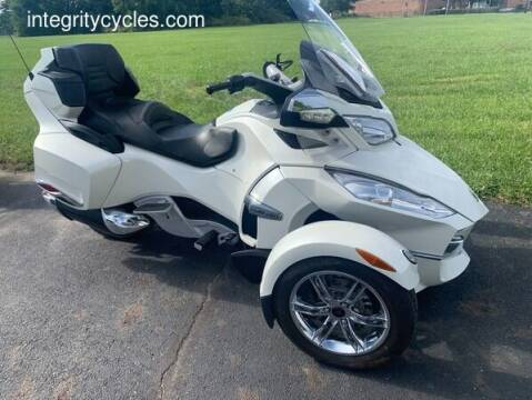 2012 Can-Am Spyder  RT Limited SE5 for sale at INTEGRITY CYCLES LLC in Columbus OH