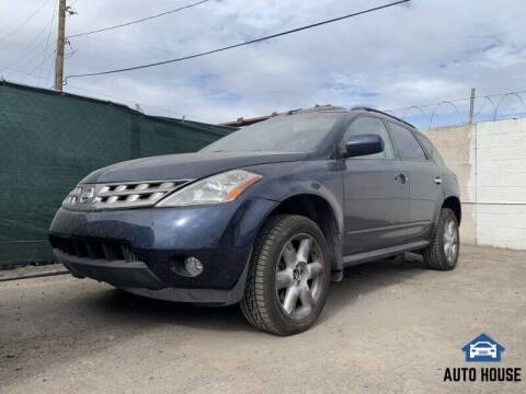 2005 Nissan Murano for sale at MyAutoJack.com @ Auto House in Tempe AZ