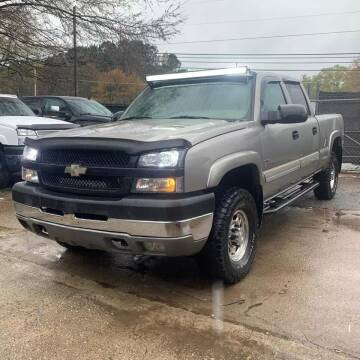 2003 Chevrolet Silverado 2500HD for sale at The Car Lot in Radcliff KY