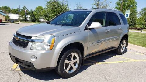 2007 Chevrolet Equinox for sale at Nationwide Auto in Merriam KS