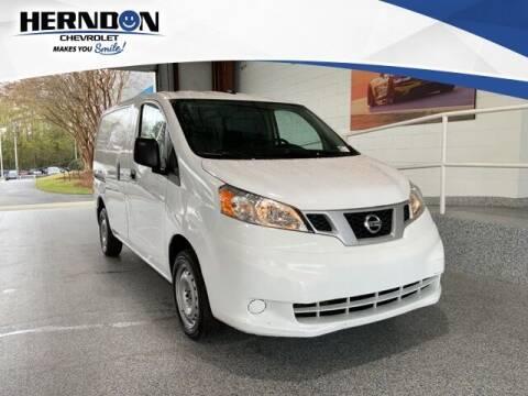 2020 Nissan NV200 for sale at Herndon Chevrolet in Lexington SC