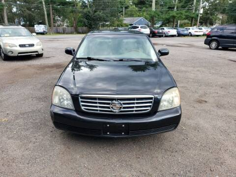 2005 Cadillac DeVille for sale at 1st Priority Autos in Middleborough MA