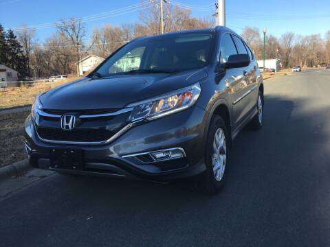 2015 Honda CR-V for sale at ONG Auto in Farmington MN