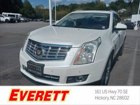 2014 Cadillac SRX for sale at Everett Chevrolet Buick GMC in Hickory NC