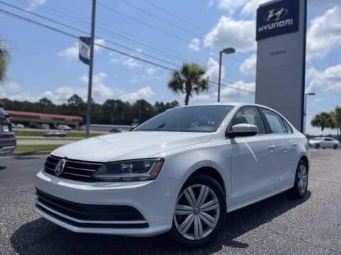 2017 Volkswagen Jetta for sale at Mike Schmitz Automotive Group in Dothan AL