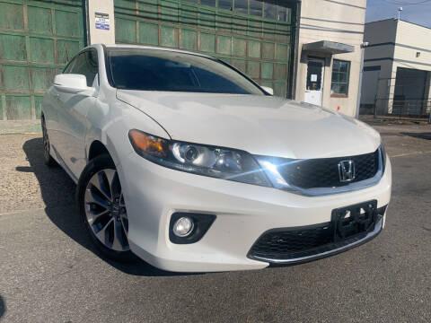 2014 Honda Accord for sale at O A Auto Sale in Paterson NJ