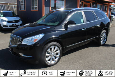 2016 Buick Enclave for sale at Sabeti Motors in Tacoma WA