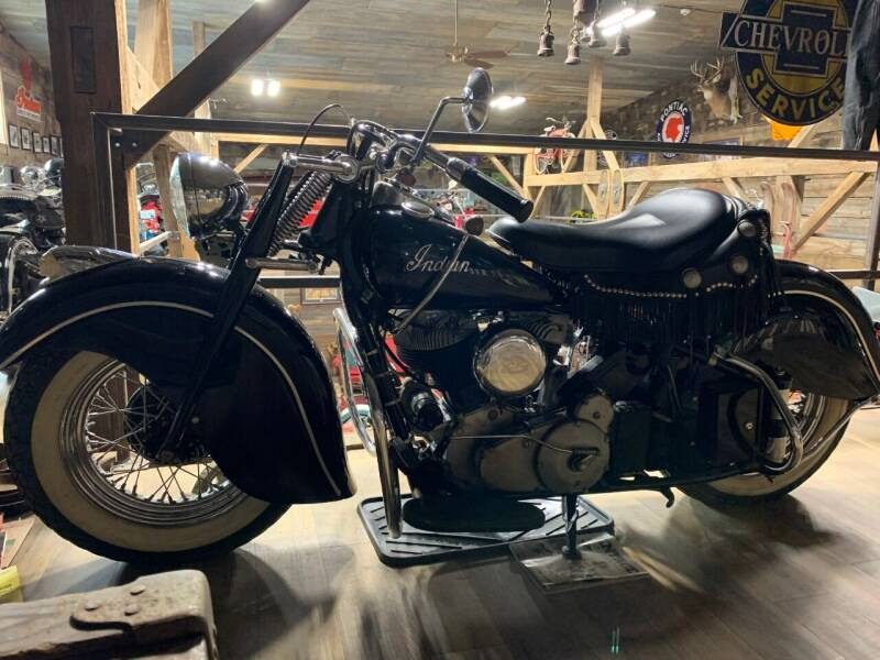 1947 Indian Chief for sale at Pro Auto Sales and Service in Ortonville MN
