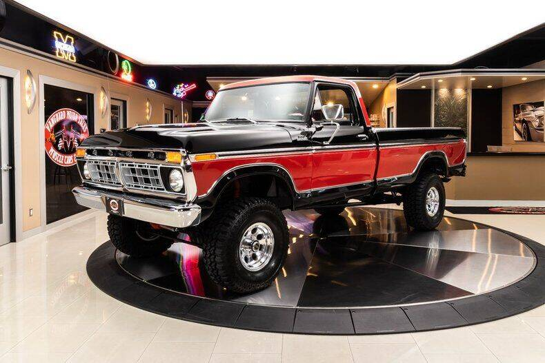 1977 Ford F-150 for sale in Plymouth, MI
