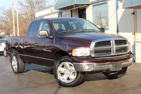 2004 Dodge Ram Pickup 1500 for sale at Dynamics Auto Sale in Highland IN