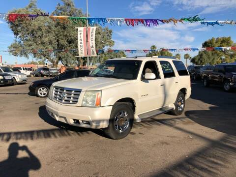 2005 Cadillac Escalade for sale at Valley Auto Center in Phoenix AZ