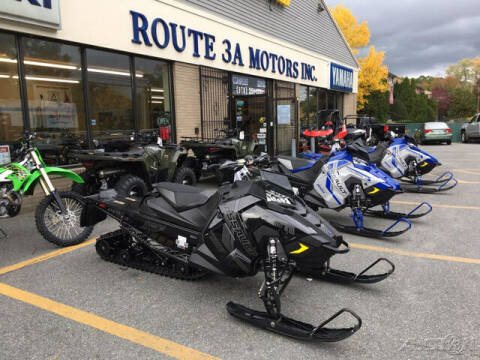 2021 Polaris 850 ASSAULT 144 WITH COBRA 1.6 for sale at ROUTE 3A MOTORS INC in North Chelmsford MA