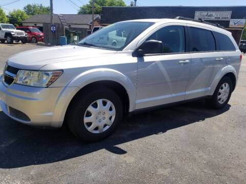 2010 Dodge Journey for sale at DALE'S AUTO INC in Mount Clemens MI