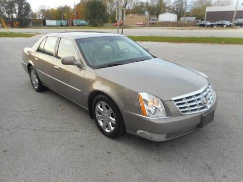 2006 Cadillac DTS for sale at RJ Motors in Plano IL
