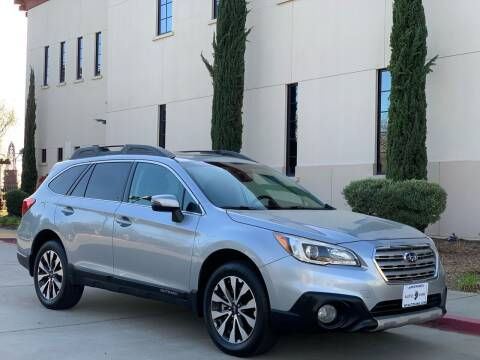 2016 Subaru Outback for sale at Auto King in Roseville CA