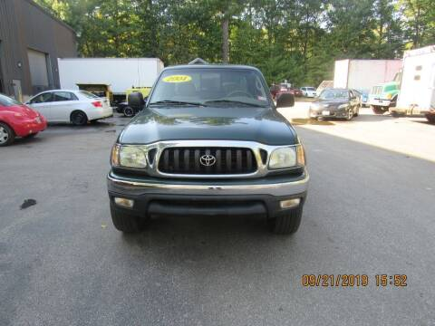 2004 Toyota Tacoma for sale at Heritage Truck and Auto Inc. in Londonderry NH