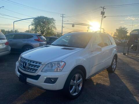 2011 Mercedes-Benz M-Class for sale at American Best Auto Sales in Uniondale NY