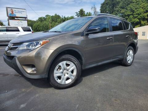 2015 Toyota RAV4 for sale at Brown's Used Auto in Belmont NC