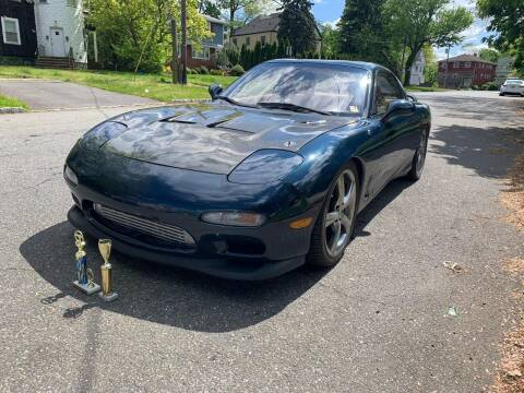 1993 Mazda RX-7 for sale at Pinnacle Automotive Group in Roselle NJ