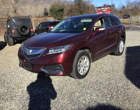 2016 Acura RDX for sale at Arden Auto Outlet in Arden NC