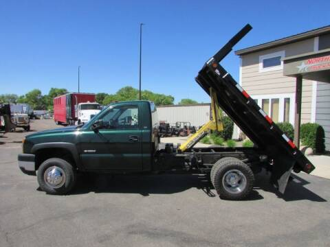 2004 Chevrolet Silverado 3500 for sale at NorthStar Truck Sales in St Cloud MN