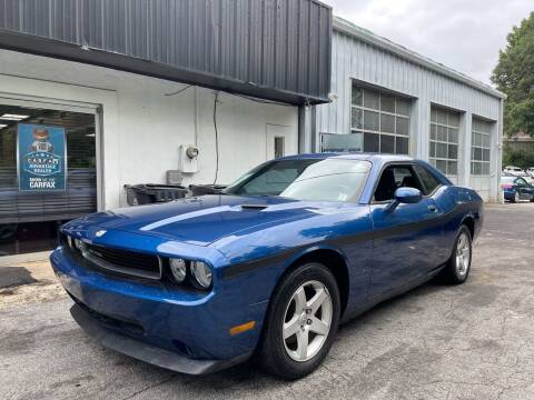 2010 Dodge Challenger for sale at Car Online in Roswell GA