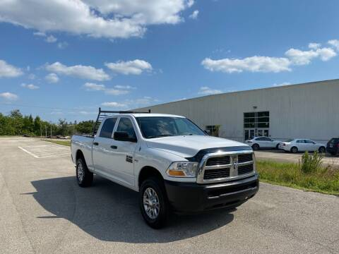 2010 Dodge Ram Pickup 2500 for sale at Prestige Auto of South Florida in North Port FL